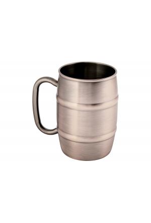 Becher Beer Mug Antik-Kupfer-L