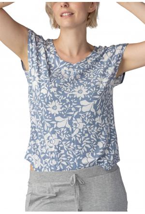 Violet Shirt 1/2 Arm - 524/cor