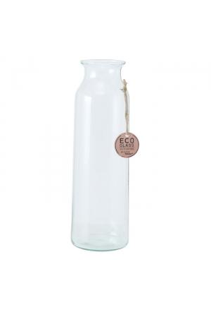 Vase Eco-Glas, H 30,00 cm, Kla