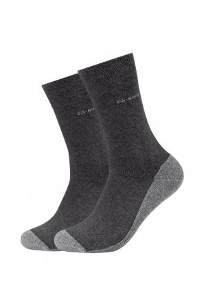 Unisex ca-soft walk Socks 2p