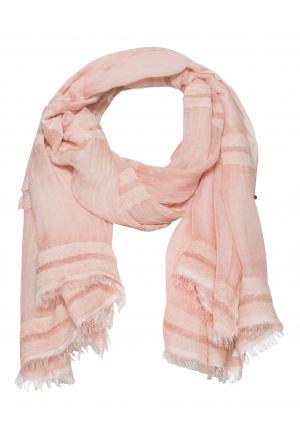 Schal - 437/lachs cold dye