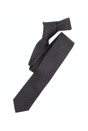 Gewebt Krawatte gemustert