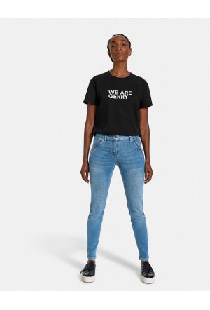 Jeans im Vintage Style