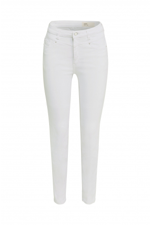 Women Pants denim length servi