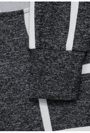 Shirt mit Wording Print