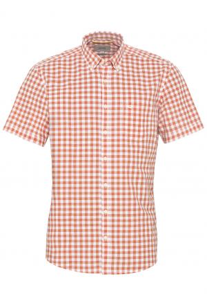 Kurzarm Hemd regular fit aus r