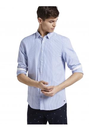 soft handfeel poplin shirt - 2