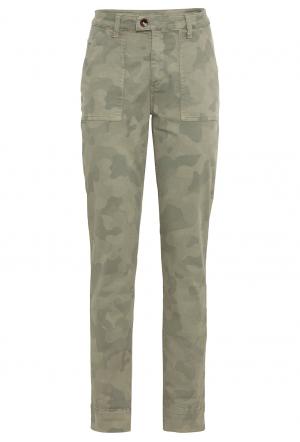 Worker Hose mit Camouflage Pri