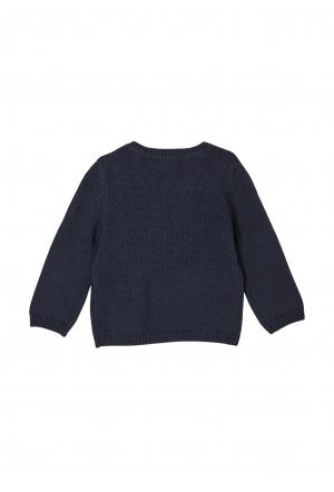Pullover langarm - 5952/Blue
