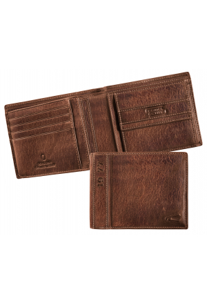 Melbourne Wallet, brown