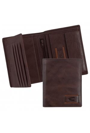 Panama Wallet high, brown