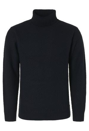 Pullover Rollneck Solid Jacqua